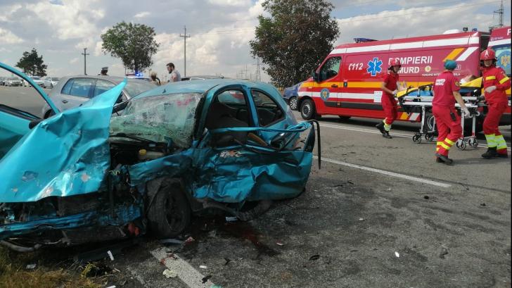 Accident horror în județul Constanța. O persoană, în comă