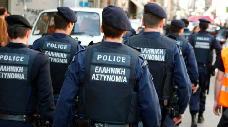 Atac la un post de poliţie la Atena. Doi poliţişti răniţi