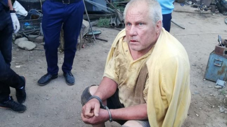 L-au retinut pe principalul suspect in cazul fetelor disparute: Gheorghe Dinca