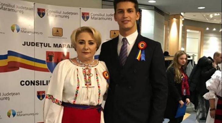 Mihnea Năstase, fiul lui Adrian Năstase, numit consilier onorific al vicepremierului Mihai Fifor