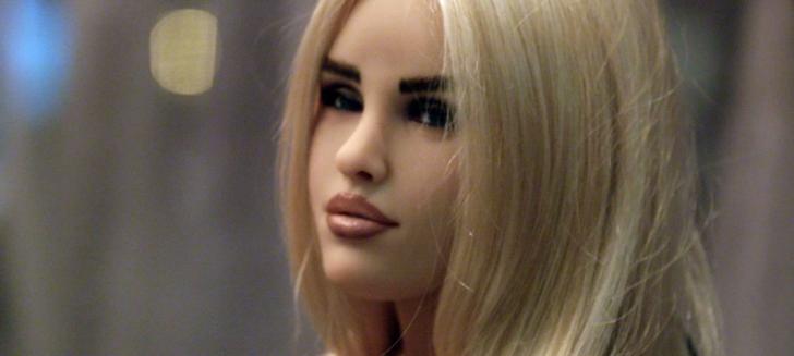 Prostituatele-robot din bordelurile viitorului vor schimba total actul sexual