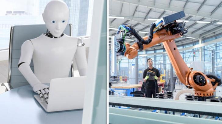 Cifrele care pot speria orice om: când vor depăși roboții populația umană