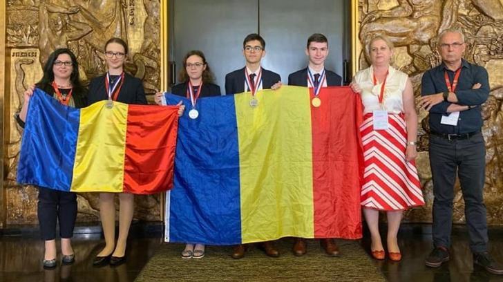 Bravo lor! Aur și argint pentru elevii români la Olimpiada Internaţională de Chimie 2019