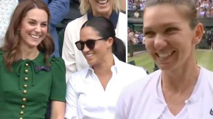 Motivul pentru care Meghan Markle NU a felicitat-o pe Simona Halep, după victoria de la Wimbledon