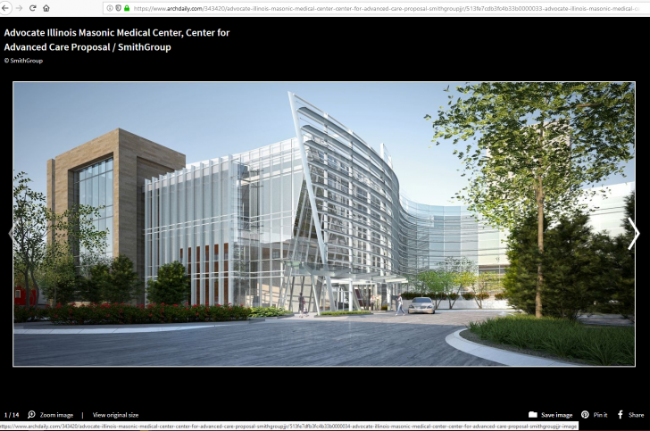 20.000 de euro pentru un proiect plagiat: Cu ce clădire seamănă viitorul Spitalul Județean Vrancea?