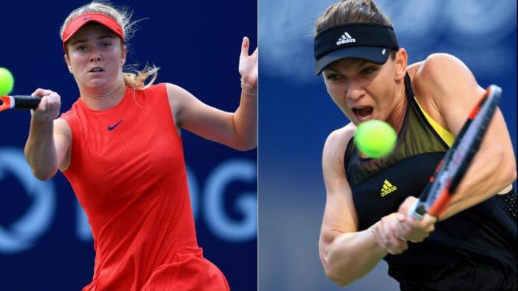 Elina Svitolina, ar putea juca cu Simona Halep în semifinale la Wimbledon