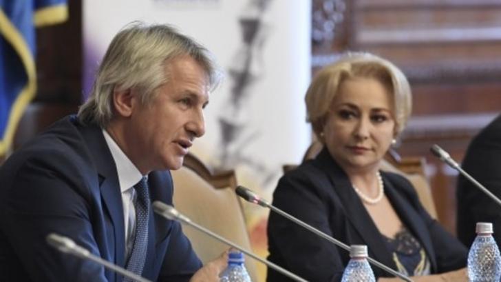 """Dăncilă, despre rectificarea bugetară: """"O să spună domnul Teodorovici!"""""""