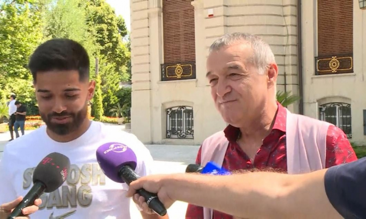 Ionuț Vînă, prima reacție după transferul la FCSB!