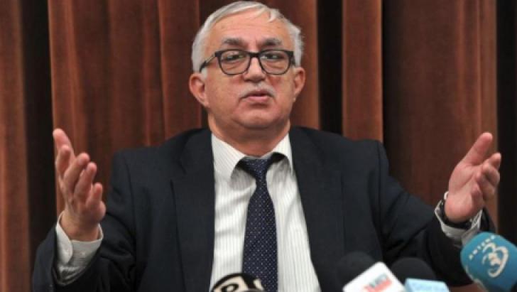 Augustin Zegrean, fost președinte CCR
