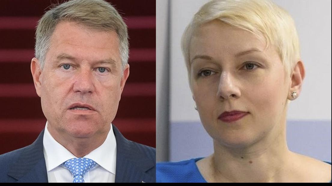 Dana Garbovan spera ca Presedintele Klaus Iohannis sa fie de acord de principiu