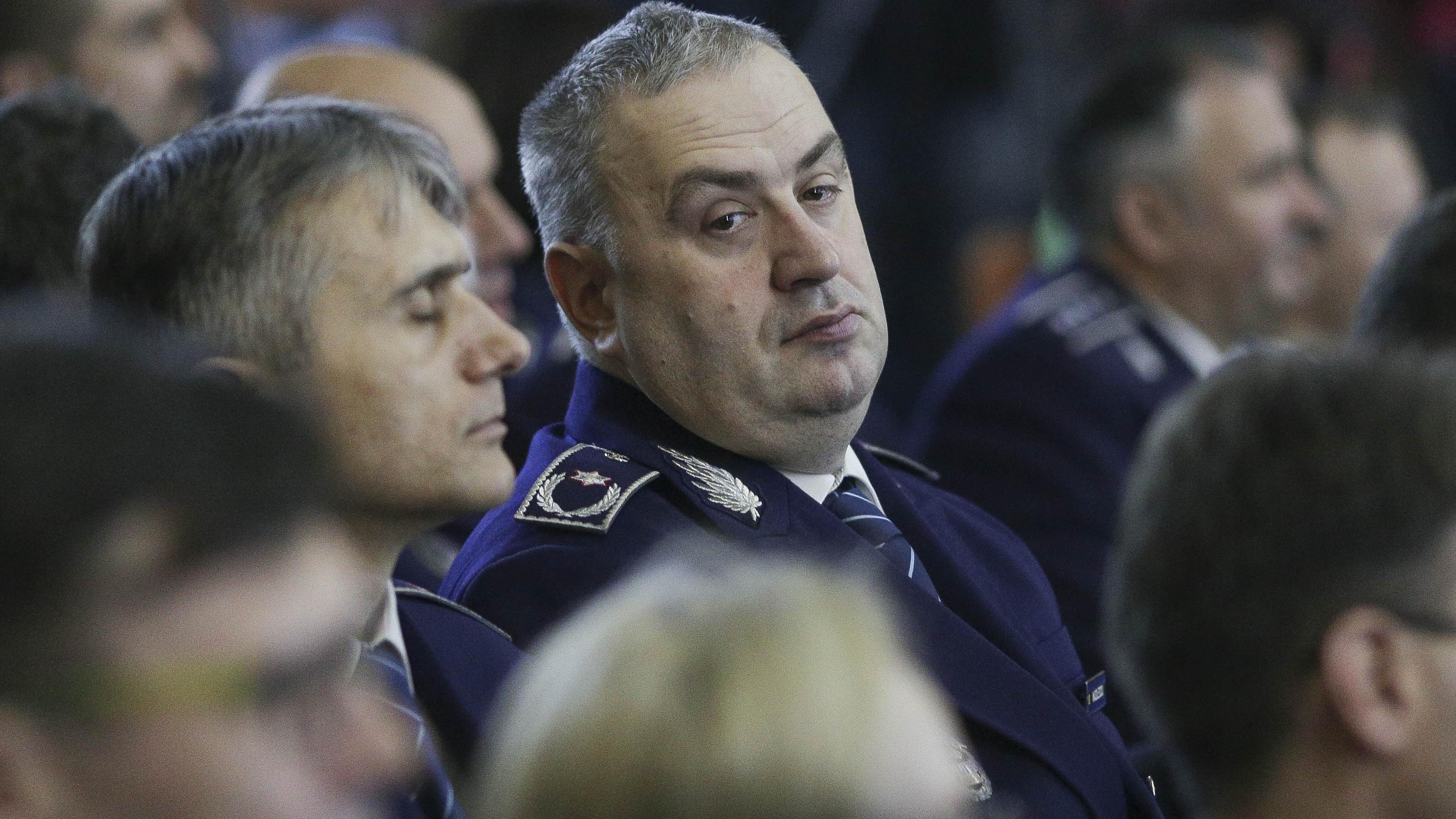 Chestorul Liviu Vasilescu, noul șef al Poliției Române