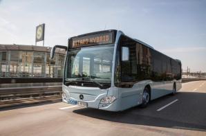 Autobuze Mercedes-Benz în București