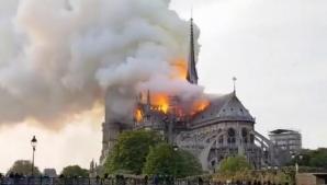 Peste 160 de copii, nivel ridicat de plumb în sânge, după incendiul de la Notre-Dame