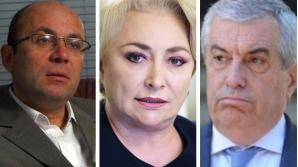 Cozmin Gusa: Dispare un candidat, Tăriceanu