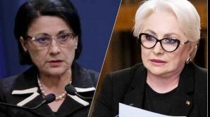 Ecaterina Andronescu, reacție după demiterea neașteptată