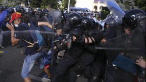 Protest 10 august, dosar îngropat