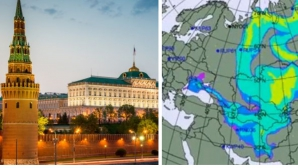 Norul radioactiv, o ipoiteză absurdă, spune Kremlinul