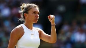 Reacţia Simonei Halep după calificarea dramatică din optimile de la Rogers Cup