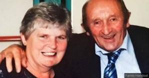 Povestea cutremurătoare a soților care au murit la câteva minute unul de altul, de cancer
