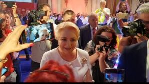 Viorica Dancila la Congresul PSD. Foto: Cristian Otopeanu
