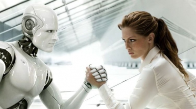 Mintea umană poate deosebi un robot de un om mai repede decât ai clipi