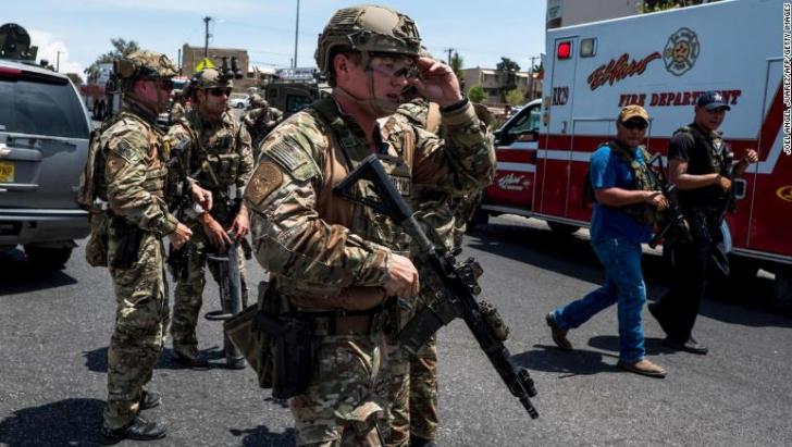 Măcel în SUA. 20 de morți și zeci de răniți într-un atac armat motivat de ură rasială