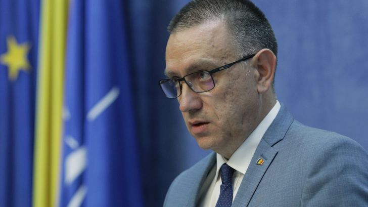 Mihai Fifor, ministrul de Interne