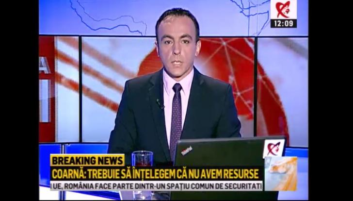 """Ceartă, în direct la Realitatea TV, pe tema serviciului 112: """"Nu mai ţineţi linia ocupată!"""""""