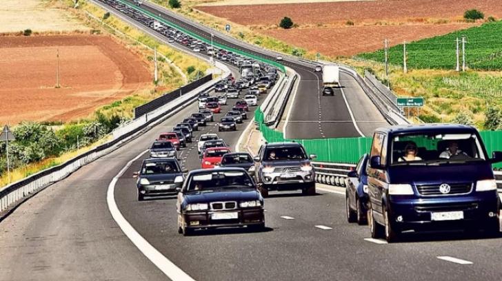 Poliţia anunţă măsuri de ultimă oră pentru turiştii care merg pe A2 în mini-vacanţa 15-18 august