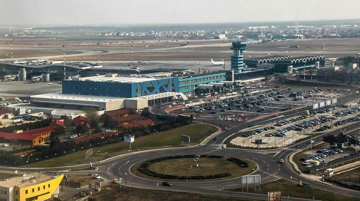 Lucrările la trenul Gara de Nord - Otopeni afectează și traficul rutier din zona aeroportului