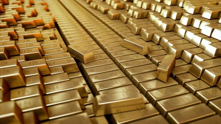Cotația aurului, patru recorduri în doar două săptămâni