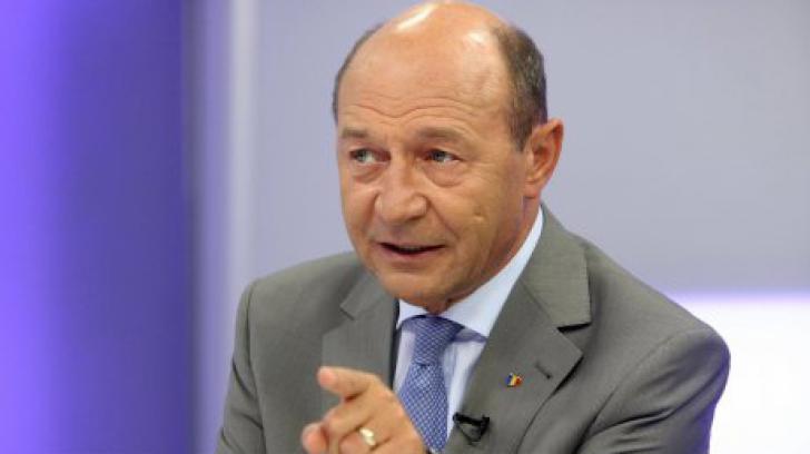"""Basescu:""""Nu cred ca politia nu stia de acest om"""""""