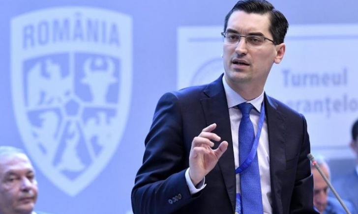 VIDEO | FRF confirmă proiectul pentru Campionatul European de anul viitor! Mesajul lui Răzvan Burleanu