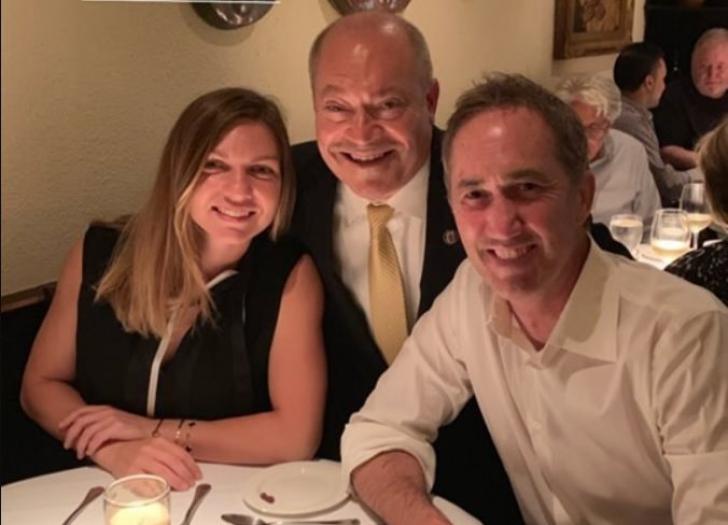 Răsfăț la New York! Halep și Cahill au luat cina împreună