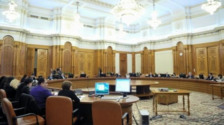 Amnistia și grațierea, respinse de Comisia Juridică a Camerei Deputaților