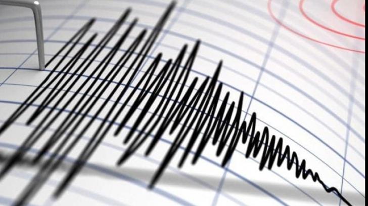Cutremur de 4,1 grade, cu puţin timp în urmă, în România