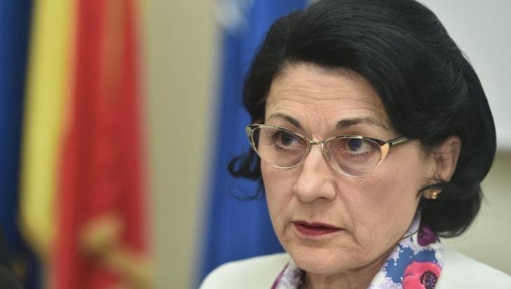 """Ecaterina Andronescu, despre declaratia nefericita:"""" O interpretare absolut scoasa din context"""""""