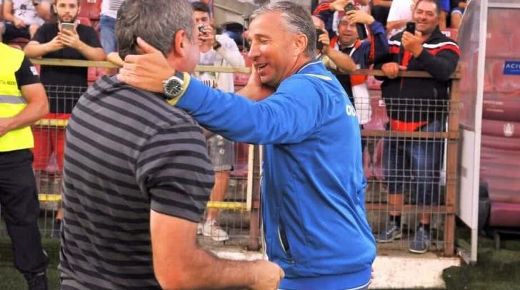 CFR Cluj, în play-off-ul Ligii Campionilor. Dan Petrescu a dezvăluit ce mesaje a primit de la Hagi