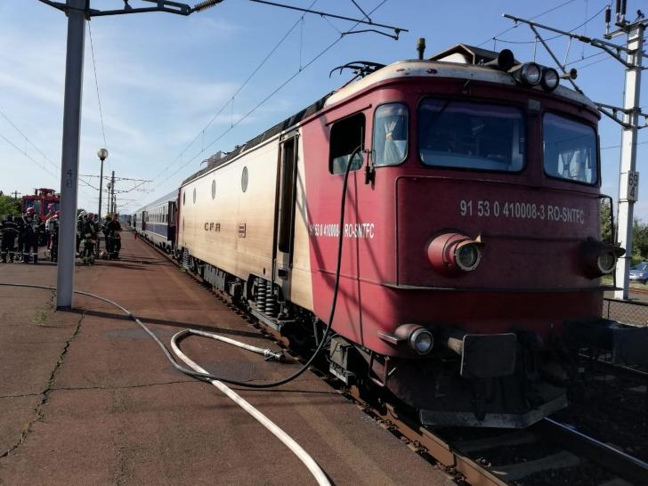 Un copil de 11 ani a decedat după ce a fost lovit de un tren