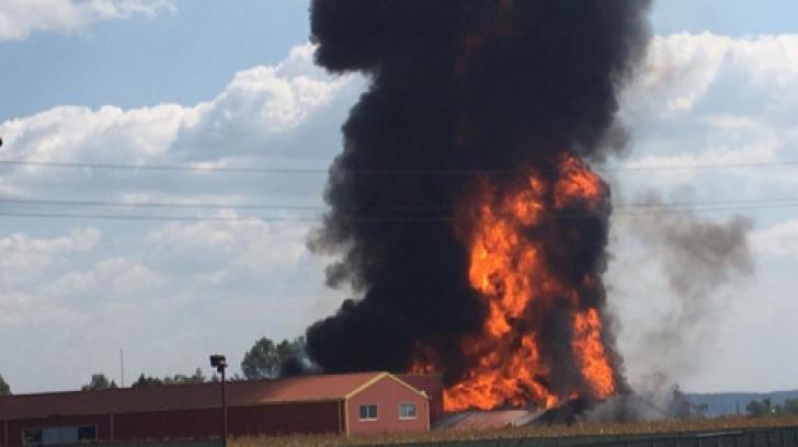 Explozie puterincă la o fabrică de artificii din Turcia