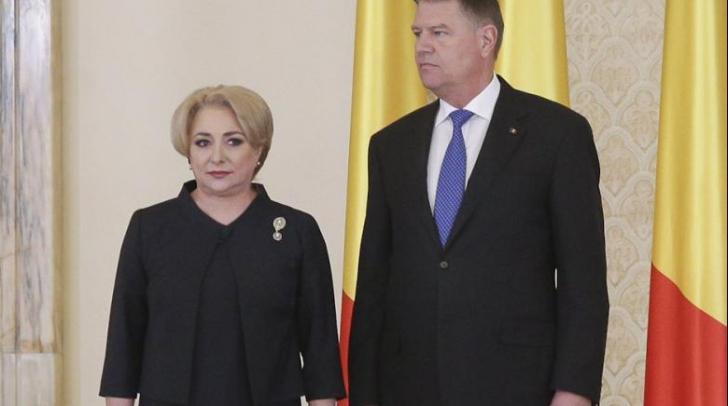 Dăncilă regretă că Iohannis nu s-a sfătuit cu ea înaintea vizitei în SUA: Dacă mergem doar la poză..