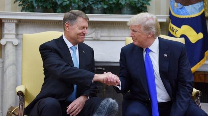 Detalii de ultimă oră despre întâlnirea Trump-Iohannis: președinții adoptă o declarație comună