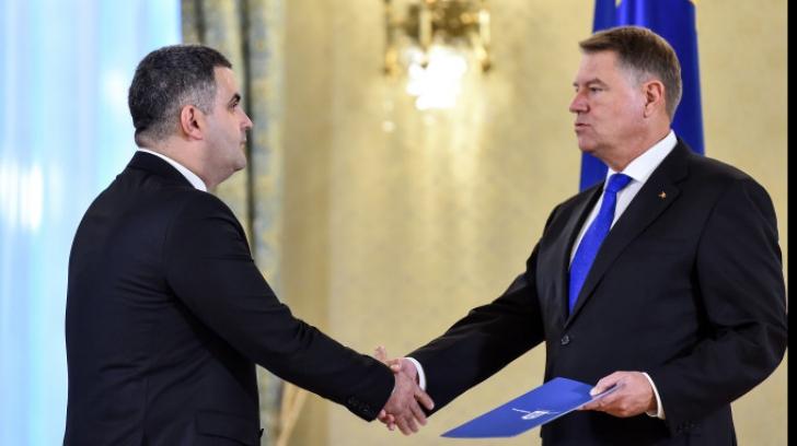 """Ministrul Gabriel Leș a sărit la gâtul lui Iohannis: """"Lozinci sterile"""""""