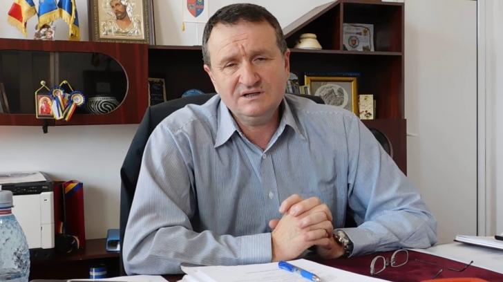 Liviu Radu, primarul orasului Caracal