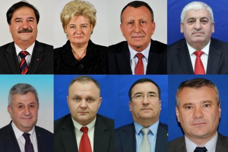 Aceștia sunt parlamentarii de Olt care fug de cazul Caracal!