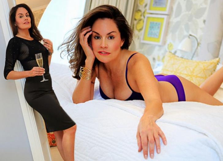 Face o avere colosală din fotografii. Cum se pozează această văduvă a șocat, dar nu se oprește aici!