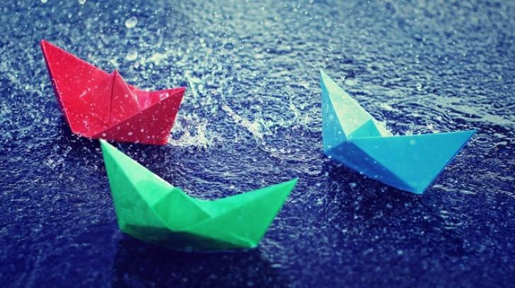 Informare meteo de fenomene EXTREME: cod galben de furtuni și grindină. HARTA la zi
