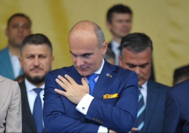 Rareș Bogdan a fost votat prim-vicepreședinte PNL