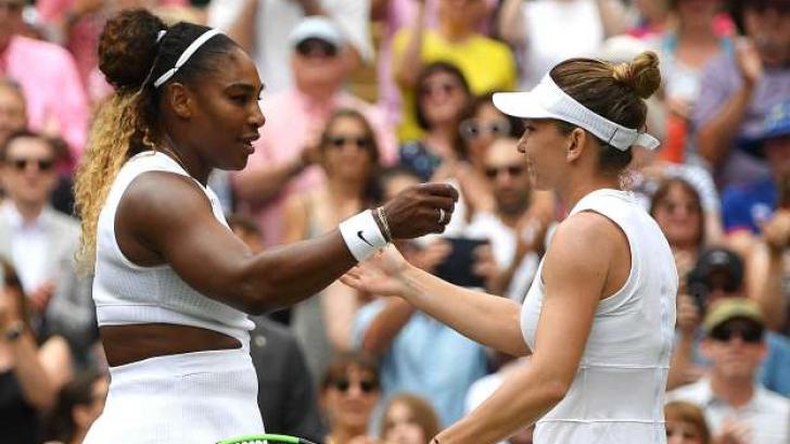 Simona Halep, atenţie la Serena Williams! Americanca, în mare formă la meciul cu Alexandrova