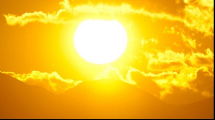 Un val de căldură tropicală lovește România: 38 de grade, la umbră! Când revin furtunile și grindina